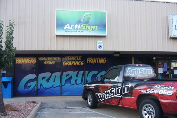 ArtiSign Sign Company | Stillwater, Oklahoma